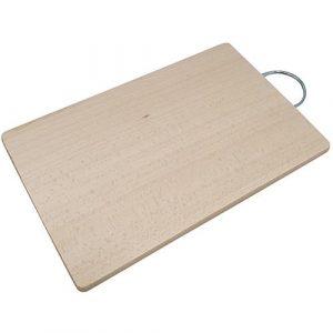 houten snijplank met handgreep graveren - ZosTof op maat bedrukking
