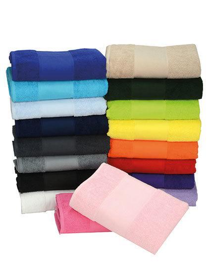 Handdoek met naam 1